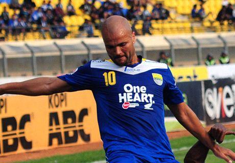 FT: PS TNI 0-3 Persib Bandung