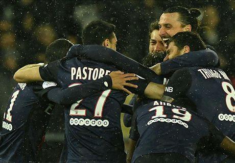 LIVE: Bordeaux vs PSG