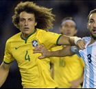 Who has Dunga dropped for Brazil?