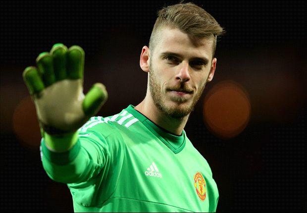 RUMOURS: De Gea to quit Man Utd if Van Gaal stays
