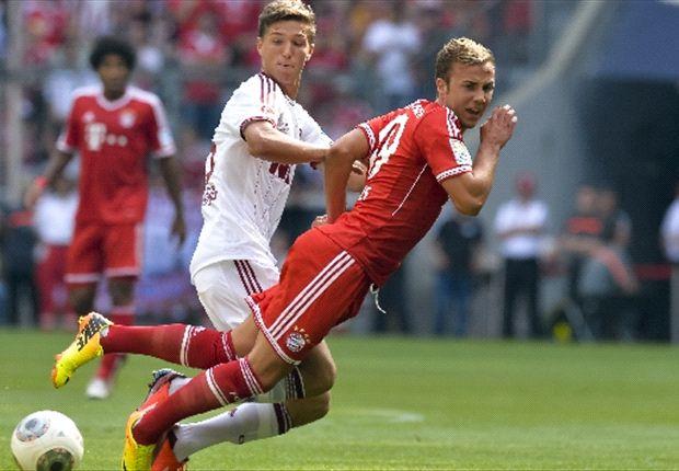 Gotze nearing Bayern comeback