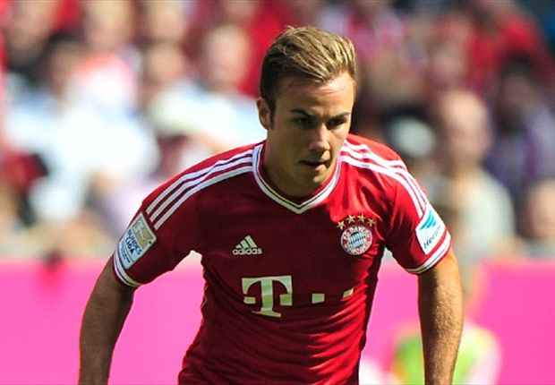 Gotze: It's hard to be patient