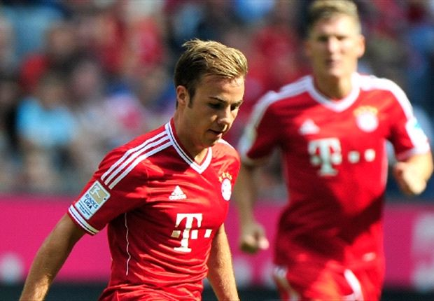 'Unbelievable' Gotze needs more time, says Guardiola