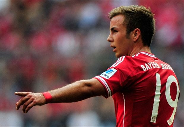 Gotze looking forward to Lewandowski arrival