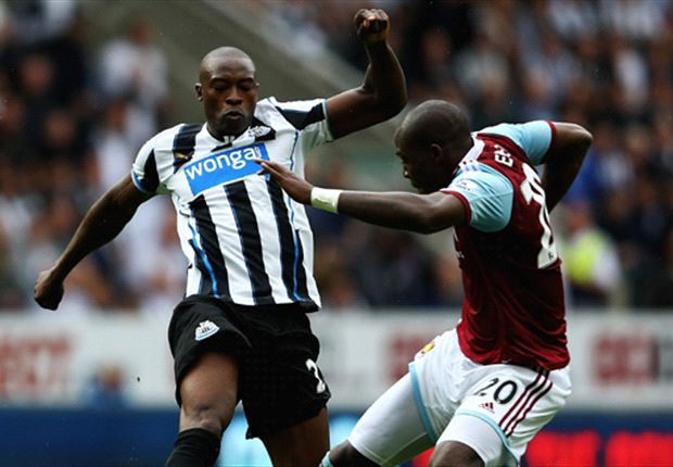 Ameobi could be prime minister - Pardew