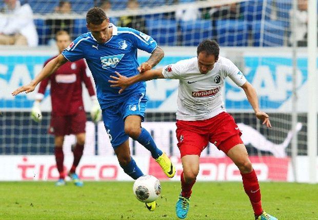 Verrücktes Derby zwischen Hoffenheim und Freiburg