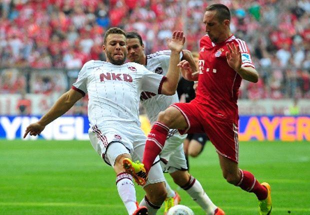 Franck Ribery rettet Bayern bei schwachem Götze-Debüt