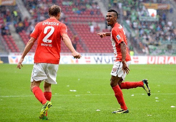 Eric Maxim Choupo-Moting sorgte bei Mainz für einen Traumstart in die Saison