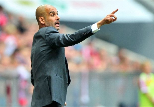 Guardiola: Club World Cup second to Augsburg tie