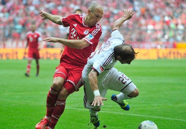 Bundesliga Team of the Week: Robben & Ribery star after rescuing Bayern
