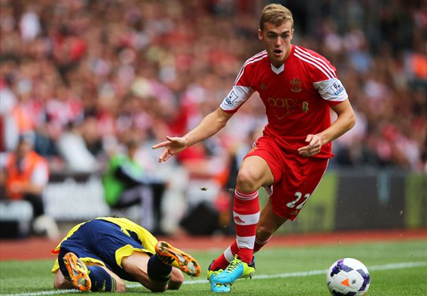 Arsenal agree £16m deal for Southampton star Chambers