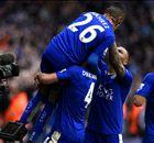 Onde estavam os jogadores do Leicester há 5 anos