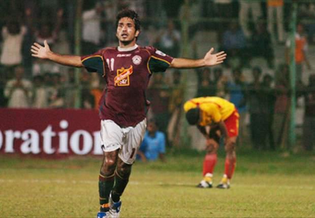 I-League: Bagan Down JCT
