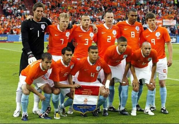 Holanda: Vencer a Dinamarca, vital para revivir las sensaciones del Mundial