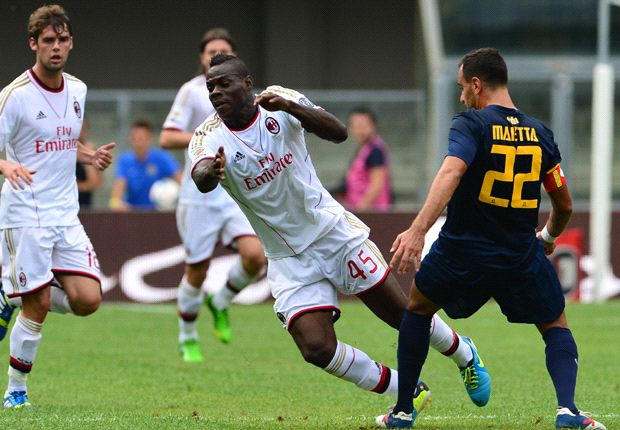 AC Milan-Verona Betting Preview: Goals at both ends to mark Seedorf's managerial debut