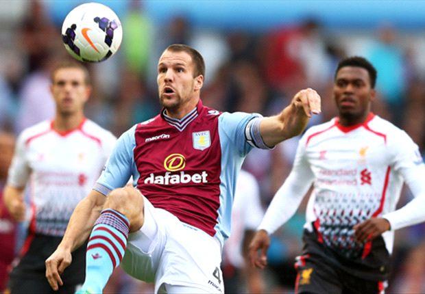 Aston Villa 0-0 Parma: Vlaar returns to action in stalemate