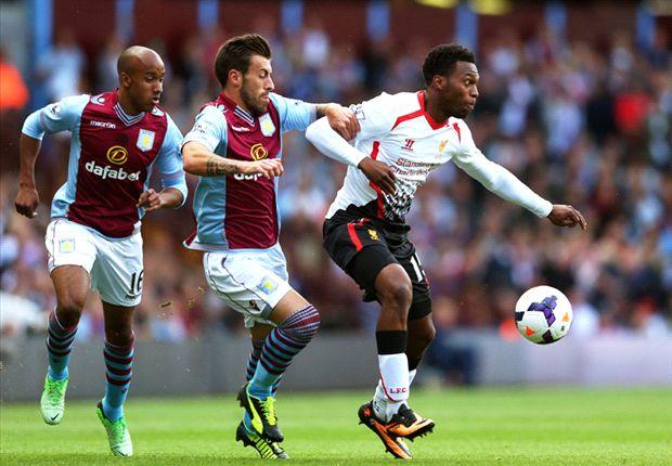 Kalahkan Aston Villa, Liverpool Tempel Chelsea