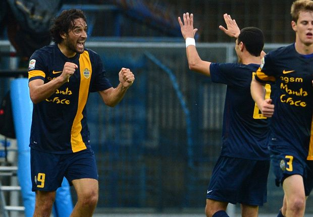 'He continues to guarantee goals' - Goal's World Player of the Week Luca Toni