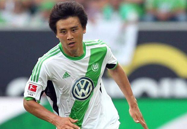 Beim VfL Wolfsburg hat Koo derzeit nur geringe Einsatzchancen