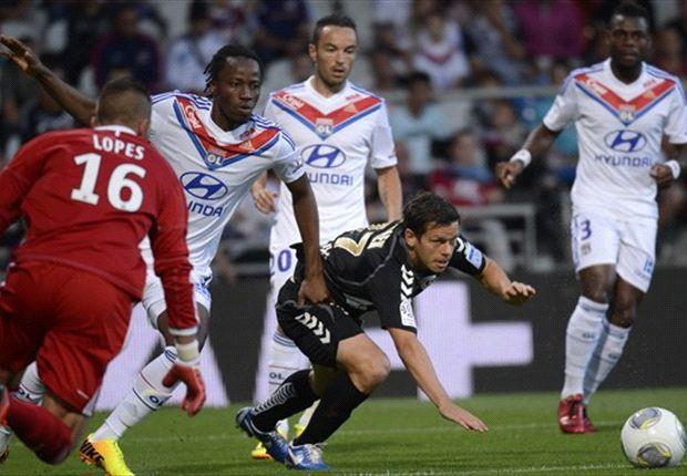 REVIEW Ligue 1 Prancis: Olympique Lyon Tersandung, Montpellier Sikat Sochaux