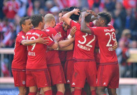 Zware opgave Bayern tegen Atlético