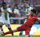 Água no chopp: Números de Bayern 0 x 0 Mönchengladbach