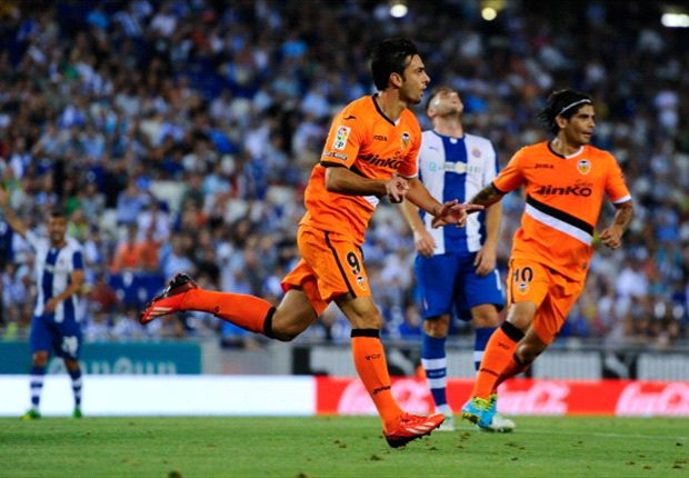 Helder Postiga kecewa timnya dikalahkan Espanyol