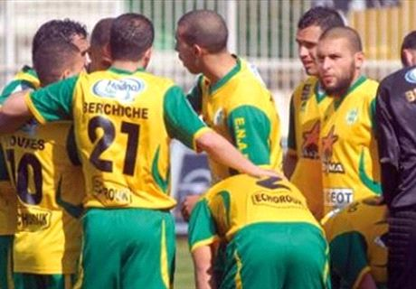 Player killed in Algerian league game