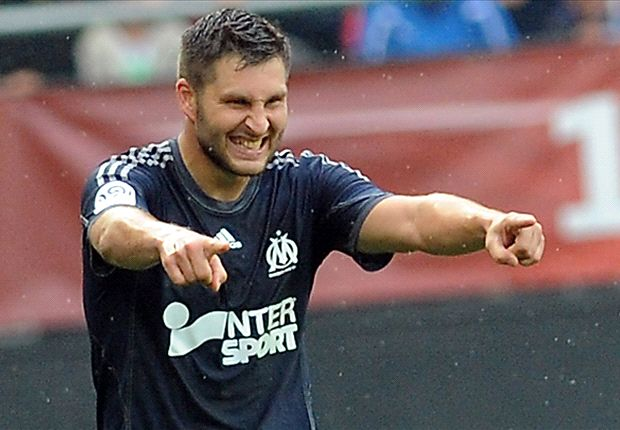 Ligue 1: Gignac maintains Marseille's perfect start