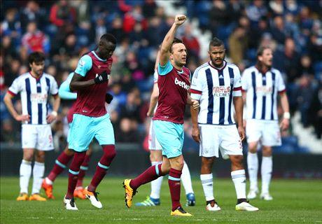 REPORT: West Ham keep CL hopes alive