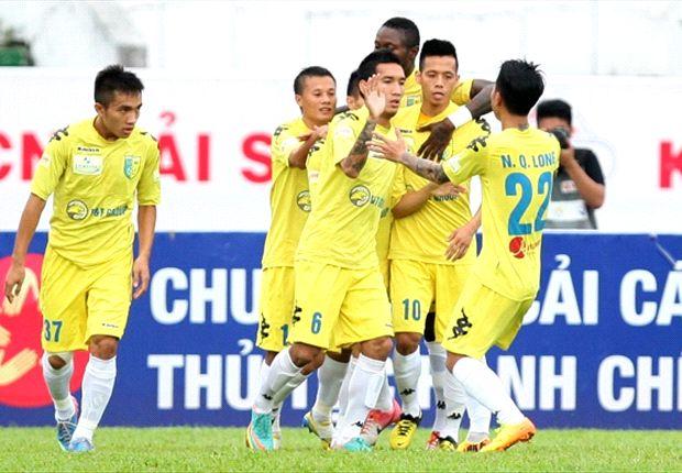 Ha Noi T&T 1-0 Selangor: Ha Noi continue winning streak