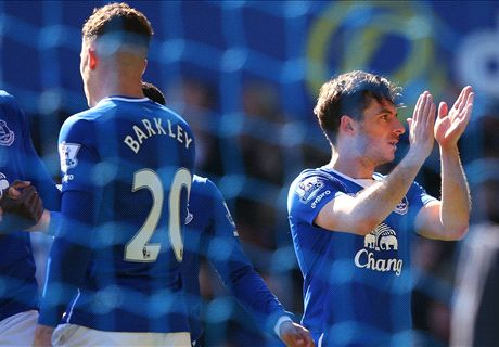 RATINGS: Baines stars as Toffees win