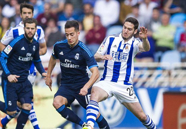 Real Sociedad 0-1 Real Madrid: Bale puts Los Blancos top