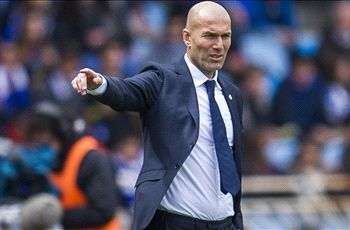 Fat chance of this with Rafa! Zidane gamble pays off as Madrid makes Champions League final