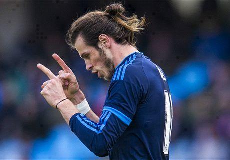 RATINGS: Bale hands Real vital win