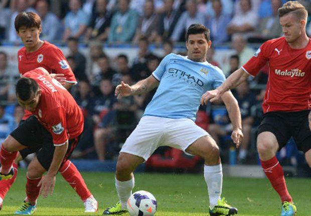 Cardiff City Beri Manchester City Kekalahan Pertama
