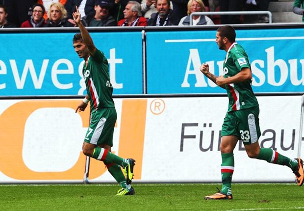 FC Augsburg kämpft Stuttgart nieder: Labbadia beim VfB angezählt