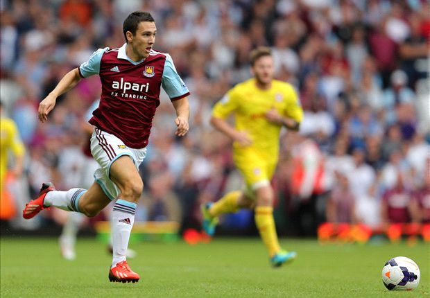 West Ham new-boy Downing keen on Capital One Cup inclusion