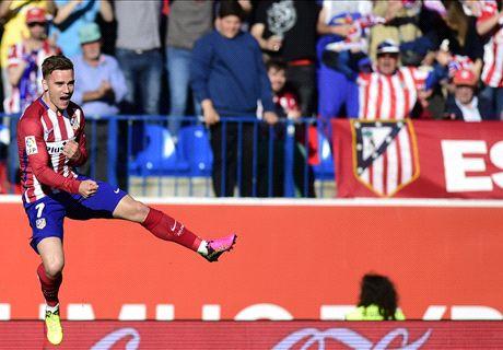 REPORT: Griezmann strikes for Atleti