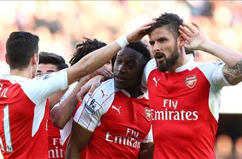Giroud taunts Arsenal fans after Wenger boos