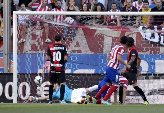 Atletico Madrid fertigte Rayo Vallecano mit 5:0 ab