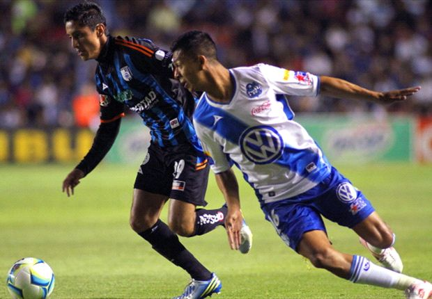 Orozco Fiscal scores in Puebla's loss to Cruz Azul