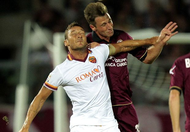 AS Roma Terlalu Tangguh Buat Livorno