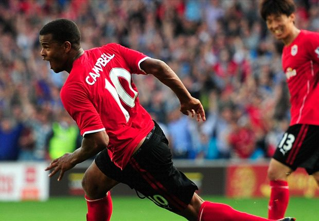 Premier League Team of the Week: Fraizer Campbell shines as Cardiff down Manchester City