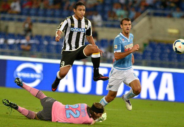 Muriel brilló con Udinese