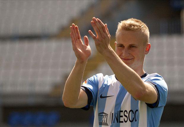Valladolid - Malaga Bermain Imbang 2-2