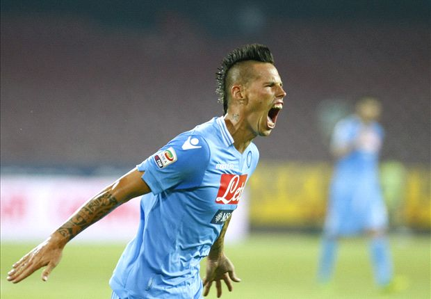 Serie A Round-up: New-look Napoli lay down marker in opening day win