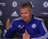 Helping Tottenham win the league of no consequence to Hiddink