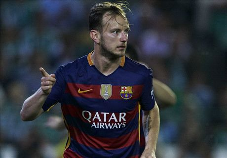 Rakitic dismisses Barca exit talk
