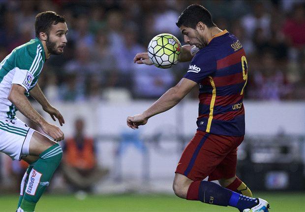 Real Betis 0-2 Barcelona